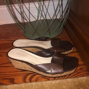 Women's Nine West Wedges
